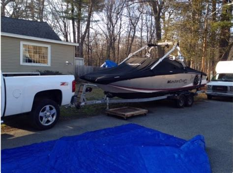 Wakeboard Boats For Sale In Massachusetts by Mastercraft X55 Boats For Sale In Massachusetts