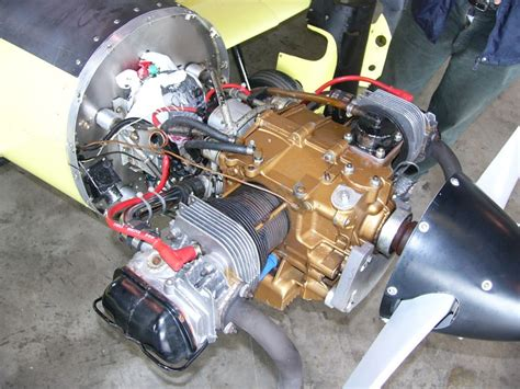 Let's Go Fly On Half Of A Vw Engine