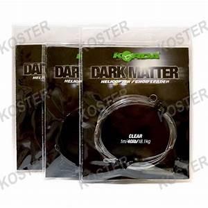 Korda Dark Matter Helicopter/Chod Leader - www.henkkoster.nl