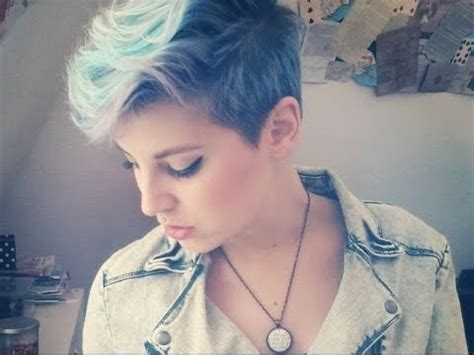 meine haarroutine lockenkurze haare youtube