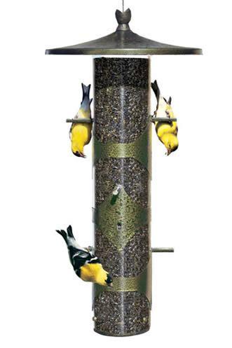 duncraft com upside down goldfinch feeder
