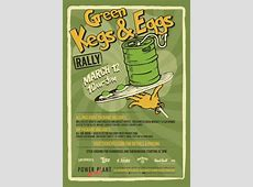 Green Kegs & Eggs Rally at Power Plant Live Baltimore