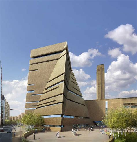 tate modern extension architect e architect