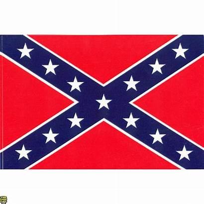Flag Confederate Clipart Rebel Clip Graphic