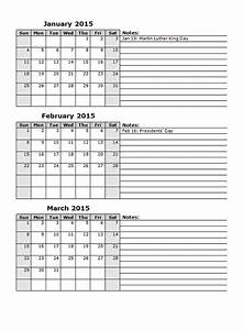 monthly planner template 2015 excel images With 2015 calendar by month template