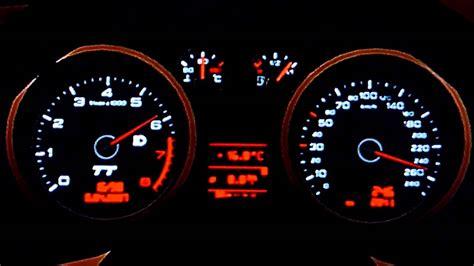 Audi Quattro Top Speed Run Youtube