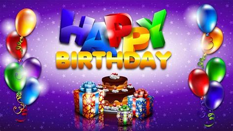 Animated Birthday Wallpaper - happy birthday hd images wallpaper pictures photos