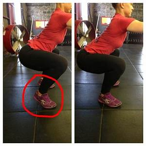 What Your Squat Says About You