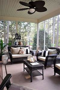 40, Best, Screened, Porch, Design, And, Decorating, Ideas, On, Budget, 20