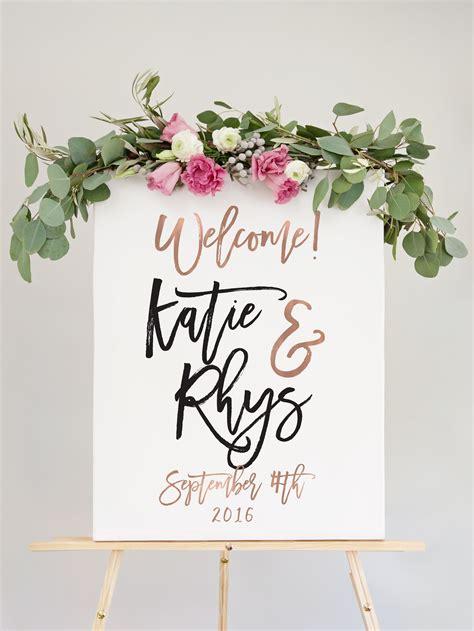 wedding  sign   perfect