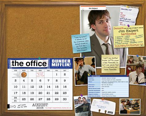 Dunder Mifflin Wallpaper Desktop The Office Desktop Wallpaper Wallpapersafari