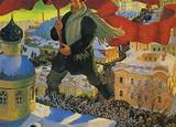 Boris Mikhailovich KUSTODIEV (1878-1927)   Great Russian ...
