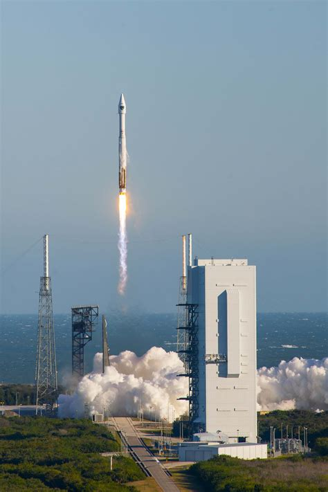 Atlas 5 rocket to launch space station cargo delivery ...