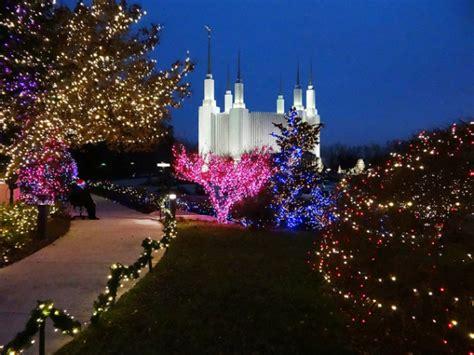 washington dc christmas lights holiday lights limo tours lasting impressions