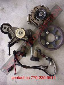 6 0l Powerstroke Dual Alternator Kit Ford F250 F350 E350
