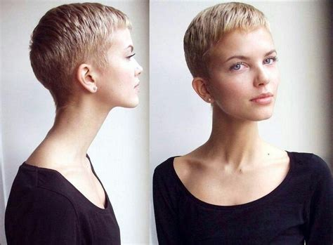20 Inspirations Of Buzzed Pixie Haircuts Good Short Haircuts For Oblong Faces Hairstyles Square And Wavy Hair How To Take Care Of Curly Human Extensions Bob Oval Shaped Quick Messy Updo Dry Curls Overnight Big Round 2016 Fine Face 2
