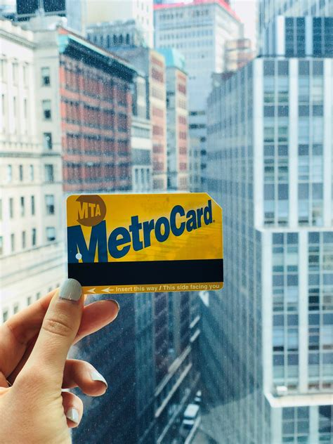 To Bid Adieu Time To Bid Adieu To The Metrocard