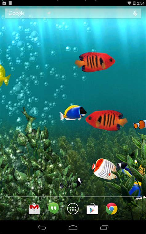 Animated Aquarium Wallpaper For Android - aquarium live wallpaper gratis android apps auf play
