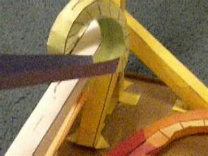 my first marble run using paper roller coaster templates With paper roller coaster loop template
