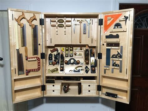 Stanley Tool Cupboard by Tool Cabinet From Fw 237 Finewoodworking