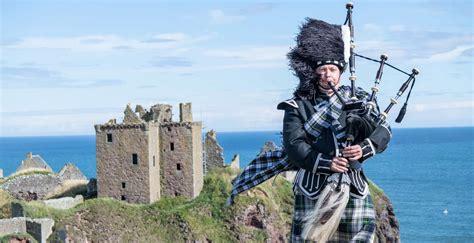 Scottish Highland Bagpipes