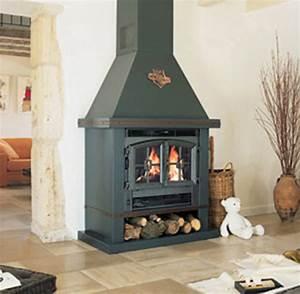 Cheminée à Bois : poele cheminee deville ~ Premium-room.com Idées de Décoration