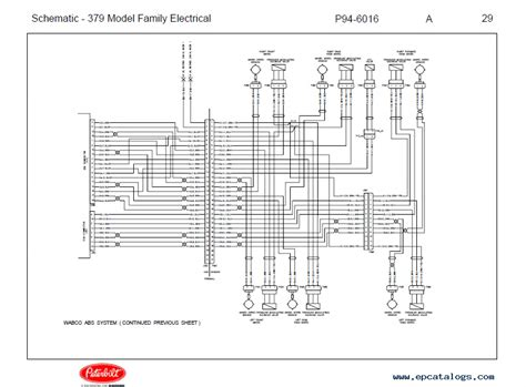 1995 Peterbilt Starter Wiring Diagram by Peterbilt 320 Fuse Box Diagram Auto Electrical Wiring