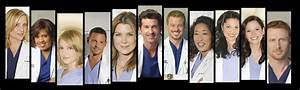Grey's Anatomy Season 6 Cast by patriiCk-staa on DeviantArt