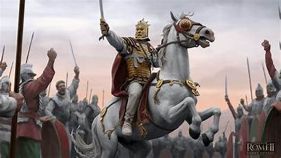 Rome Total War Empire Divided Aurelian Ii