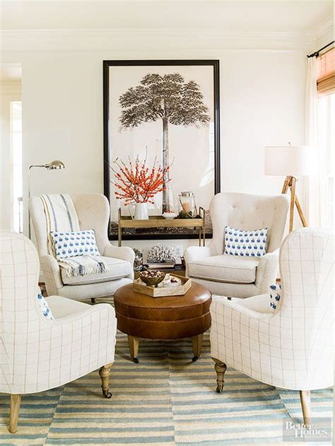 easy ways    decorating rut living room
