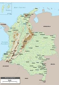 Indígenas Mapas Colombia y el Mundo Vector y Murales