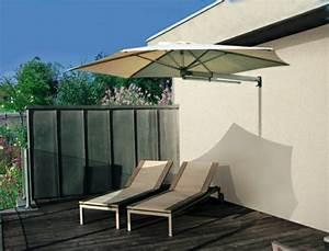coole modelle vom sonnenschirm fur balkon archzinenet With französischer balkon mit gewichte für sonnenschirm