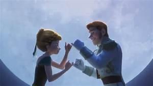 Love is an open door video clip Screencaps - Hans Photo ...