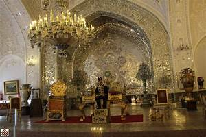 Golestan Palace in Tehran: Land of Flowers  Searching for Iran