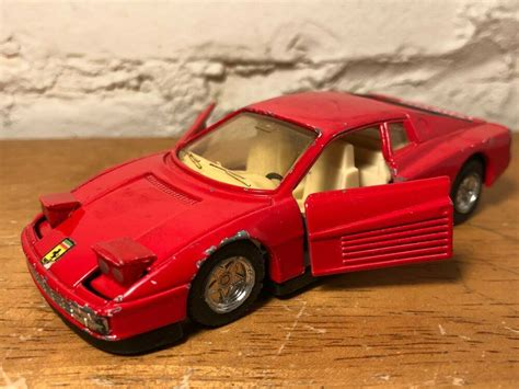 Unfortunately, they've disappeared from showrooms today. Ferrari Testarossa Pop Up Headlights 1:39 Red Die Cast Car MC Toy | eBay | Ferrari testarossa ...