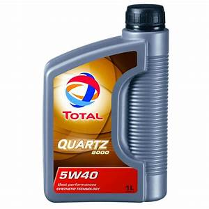 Quantité Huile Moteur : huile moteur total quartz 9000 5w40 racing lubes ~ Gottalentnigeria.com Avis de Voitures