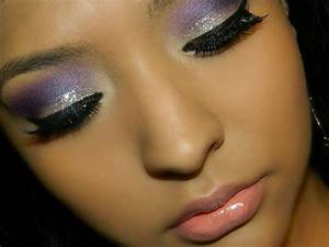 Look Stunning In Your Little Black Dress amp Bold Makeup