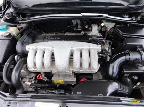 2000 volvo s80 2 9 2 9 liter dohc 24 valve inline 6