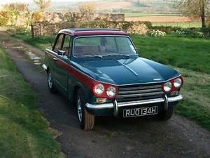 Triumph Vitesse : 1969 triumph vitesse vendre annonces voitures anciennes de ~ Gottalentnigeria.com Avis de Voitures