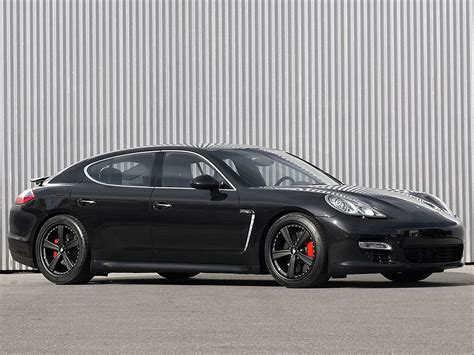 Pin Porsche Panamera Gemballa Mistrale Back Pose Wallpaper