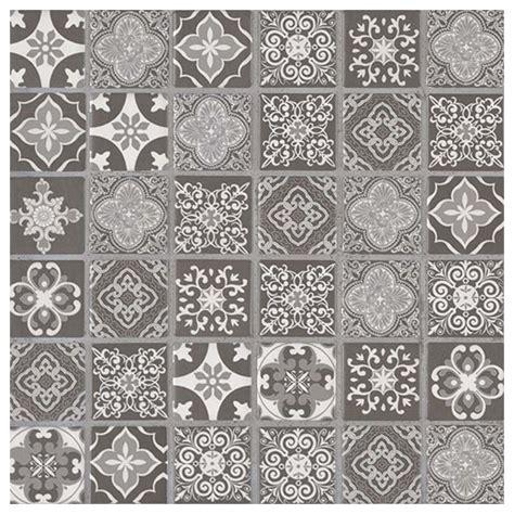 msi anya charcoal  moroccan mosaic tile home decor az