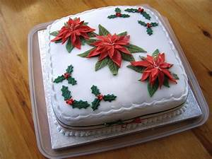 christmas cake decorating ideas with fondant Archives ...