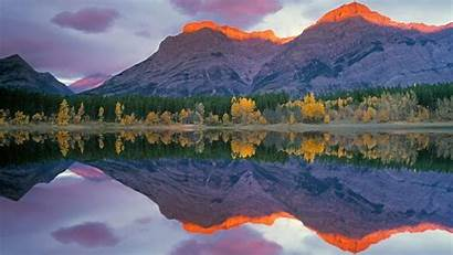Canada Bing Daily Wallpapers Park Pond Alberta