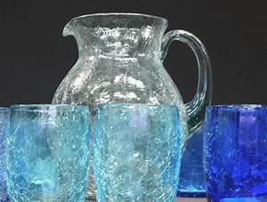 Carafe En Verre : carafe en verre souffl incolore l gance et chic fabrication artisanale ~ Teatrodelosmanantiales.com Idées de Décoration