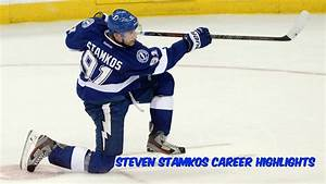 Steven Stamkos Career Highlights - YouTube