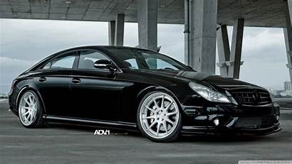 Cls Mercedes 55 Wallpapers Amg Benz Adv