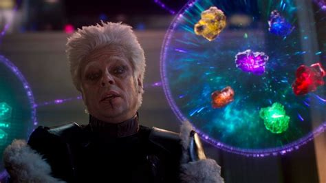 How Thanos Really Got All The Infinity Stones