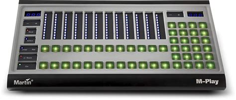 elation stage mply  play onyx compact playback light