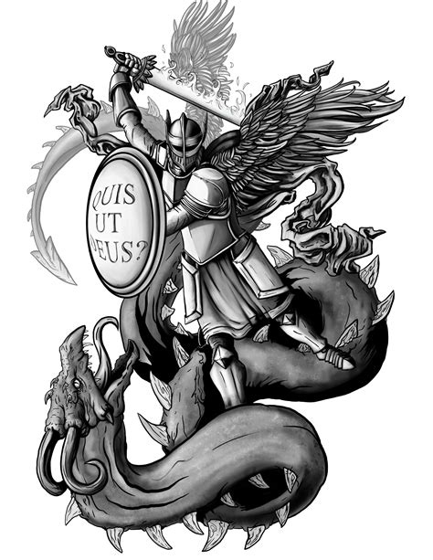 Archangel Raphael Tattoo Like this one by raphael. | AngelCards
