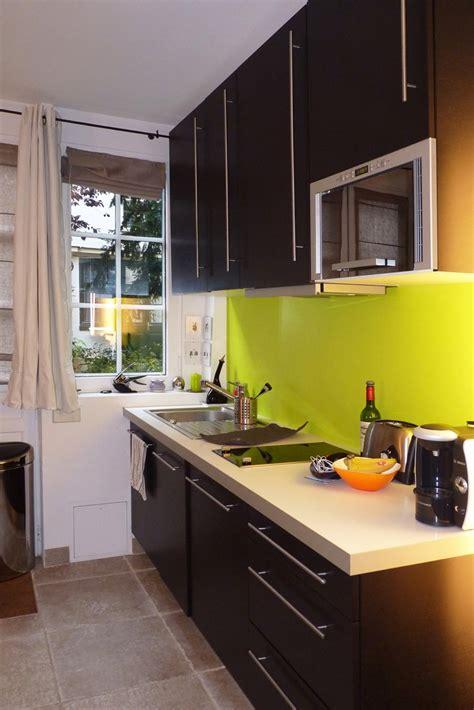 espace cuisine cuisine ikea petit espace dootdadoo com idées de